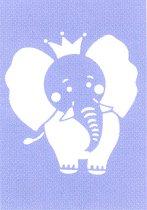 Шаблон - Слон