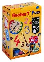 Направи и научи: Цифри - Детски еко конструктор - играчка