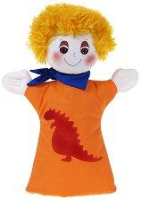 """Кукла Уили - Играчка към учебната система по английски език за 4-5 годишни деца """"POP! 1"""" - играчка"""