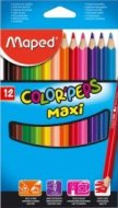 Цветни моливи - Color Peps Maxi