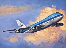 Пътнически самолет - Boeing 747-200 KLM - Сглобяем авиомодел -
