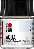 Матов лак на водна основа - Бурканче от 50 ml