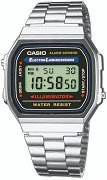 "Часовник Casio Collection - A168WA-1YES - От серията ""Casio Collection"""