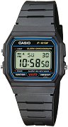 "Часовник Casio Collection - F-91W-1YEF - От серията ""Casio Collection"""
