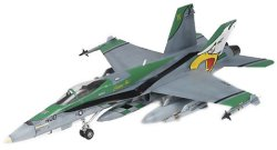"Изтребител - F/A-18C Hornet ""Chippy Ho! 2009"" - Сглобяем авиомодел -"