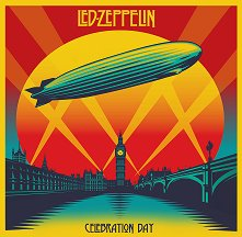 Led Zeppelin - Celebration Day - 2 CD - албум