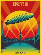 Led Zeppelin - Celebration Day - Blu-ray + 2 CD + Bonus DVD -