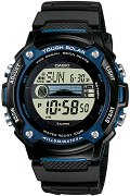 "Часовник Casio Collection - Tough Solar W-S210H-1AVEF - От серията ""Casio Collection: Tough Solar"""