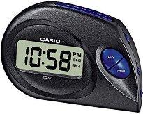 """Настолен часовник Casio - DQ-583-1EF - От серията """"Wake Up Timer"""""""