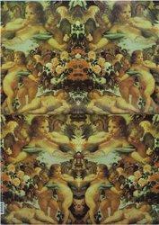 Декупажна хартия - Малки ангелчета 045А - Дизайн на Anne Zada