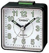 """Настолен часовник Casio - TQ-140-1BEF - От серията """"Wake Up Timer"""""""