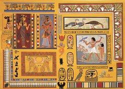Декупажна хартия - Египтяни 531 - Дизайн на Julie Whitehouse