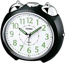 """Настолен часовник Casio - TQ-369-1EF - От серията """"Wake Up Timer"""""""