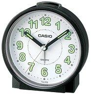 """Настолен часовник Casio - TQ-228-1 - От серията """"Wake Up Timer"""""""