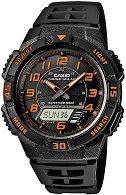 "Часовник Casio Collection - Tough Solar AQ-S800W-1B2VEF - От серията ""Casio Collection: Tough Solar"""