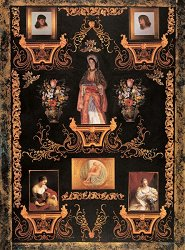 Декупажна хартия - Магически орнаменти 118