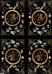Декупажна хартия - Хартиена магия 120 - Дизайн на Nerida Singleton