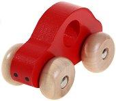 Дървена количка - играчка