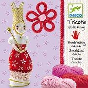 Създай сам - Elodie - Творчески комплект за плетене -