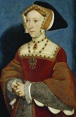 Джейн Сиймор - Ханс Холбейн (Hans Holbein) - пъзел
