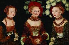 Принцеси - Лукас Кранах (Lucas Cranach) -