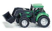"""Багер - DEUTZ-FAHR - Метална играчка от серията """"Super: Agriculture"""" -"""