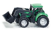"Багер - DEUTZ-FAHR - Метална играчка от серията ""Super: Agriculture"" - играчка"