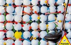 Голф топчета - пъзел