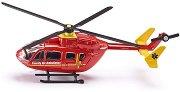 Спасителен хеликоптер - Метална играчка - чанта