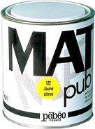 Акрилна флуорисцентна боя за стенопис - Mat pub