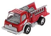 Пожарна - Метална количка - играчка
