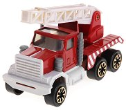 Пожарна кола със стълба - играчка