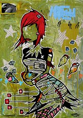 Червенокоса жена - Аарън Крейтън (Aaron Kraten) -