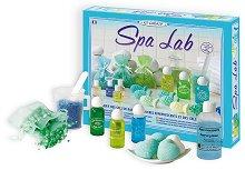 Спа лаборатория - Творчески комплект - играчка