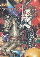 Misty Circus: Въртележката - Виктория Франсес (Victoria Frances) -