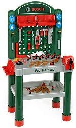 """Детска работилница - Bosch - Играчки от серията """"Bosch-mini"""" - играчка"""