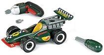 Детски комплект Grand Prix - Bosch - играчка
