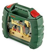 """Детски винтоверт в куфарче - Bosch - Играчка от серията """"Bosch mini"""" - играчка"""