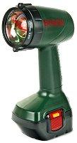 """Детска акумулаторна лампа - Bosch - Играчка от серията """"Bosch mini"""" - играчка"""