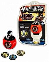 """Слингър с медальони - Комплект от серията """"Слингърс: Войната на титаните"""" - играчка"""