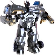 Космически робот - камион - Трансформираща се играчка -