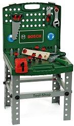 """Детска работилница с инструменти - Bosch - Играчки от серията """"Bosch-mini"""" - играчка"""