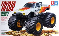 Камион - Toyota Hi-Lux Monster Racer - макет