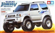 Джип - Suzuki Jimny Wide - Сглобяем модел с мотор - макет