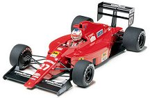 Болид - Ferrari F189 Portuguese GP - макет