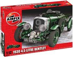 Автомобил - 1930 4.5 Litre Bentley -