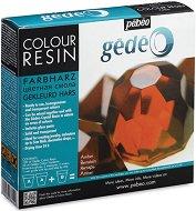"""Цветна двукомпонентна епоксидна смола - Опаковка от 150 ml от серия """"Gedeo"""""""
