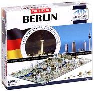 """Берлин, Германия - 4D пъзел от серията """"Cityscape - History Over Time"""" - пъзел"""