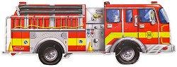 Пожарна кола - пъзел