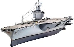 Ядрен самолетоносач - U.S.S. Enterprise - Сглобяем модел -